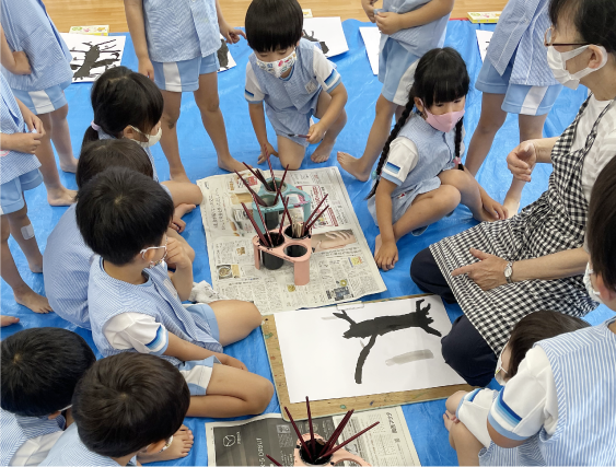 子ども美術教室